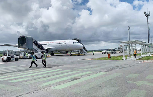 柬埔寨机场