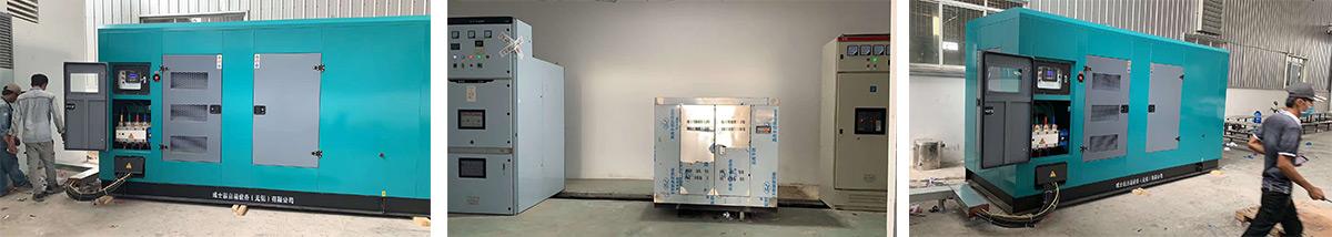 Generator Power Transmission
