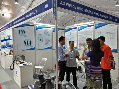 the 19th MYANENERGY'19 ended successfully in MYANMAR EXPO