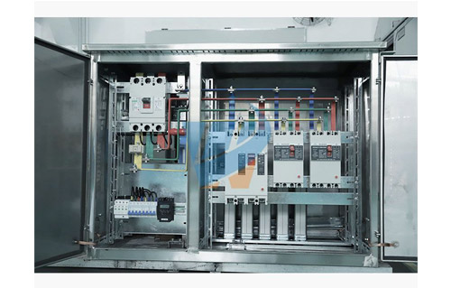 JP Outdoor Integrated Distribution Box