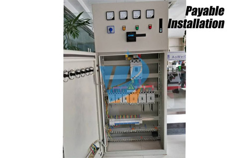 Low Voltage Switch Cabinet