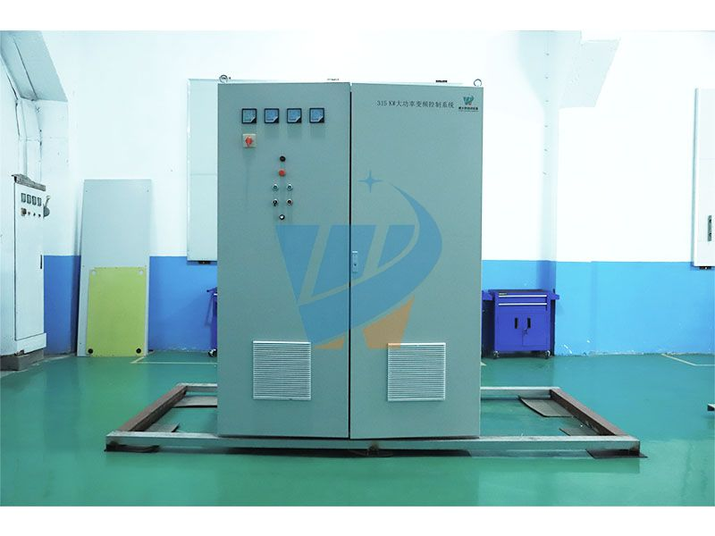 PLC Electrical Cabinet