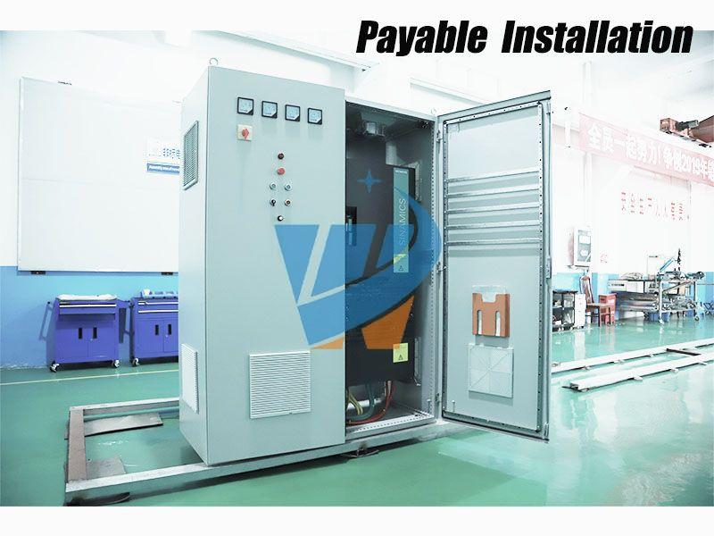 PLC Control Cabinet, Control Cabinet